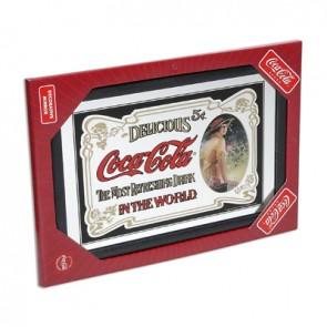 Coca-Cola MIRROR - REFRESHING DRINK Decorative Mirror